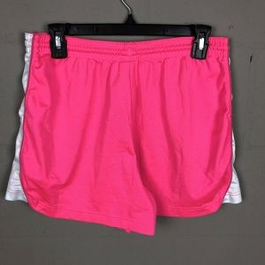 Nike Shorts - Nike Women's Workout Shorts Size M Pink RL5